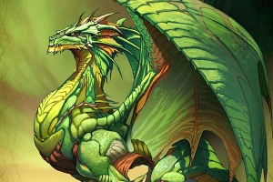 Short Story: The Forest Dragon