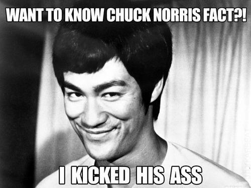 bruce lee kicks ass