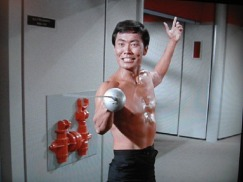 sulu-in-sword-play-george-takei-in-star-trek